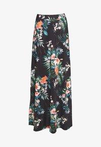 Anna Field - Maxi skirt - black/multicoloured - 0