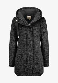 Oxmo - RIEKE - Short coat - dark grey melange - 4