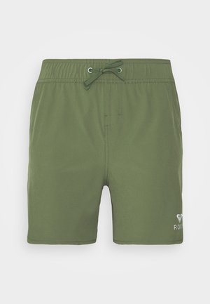 Swimming shorts - vineyard green