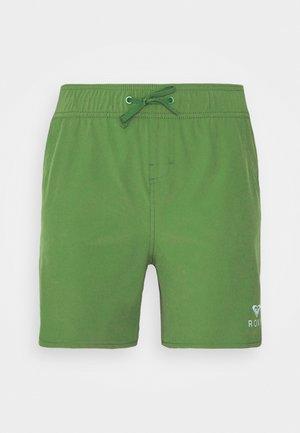 Shorts da mare - vineyard green