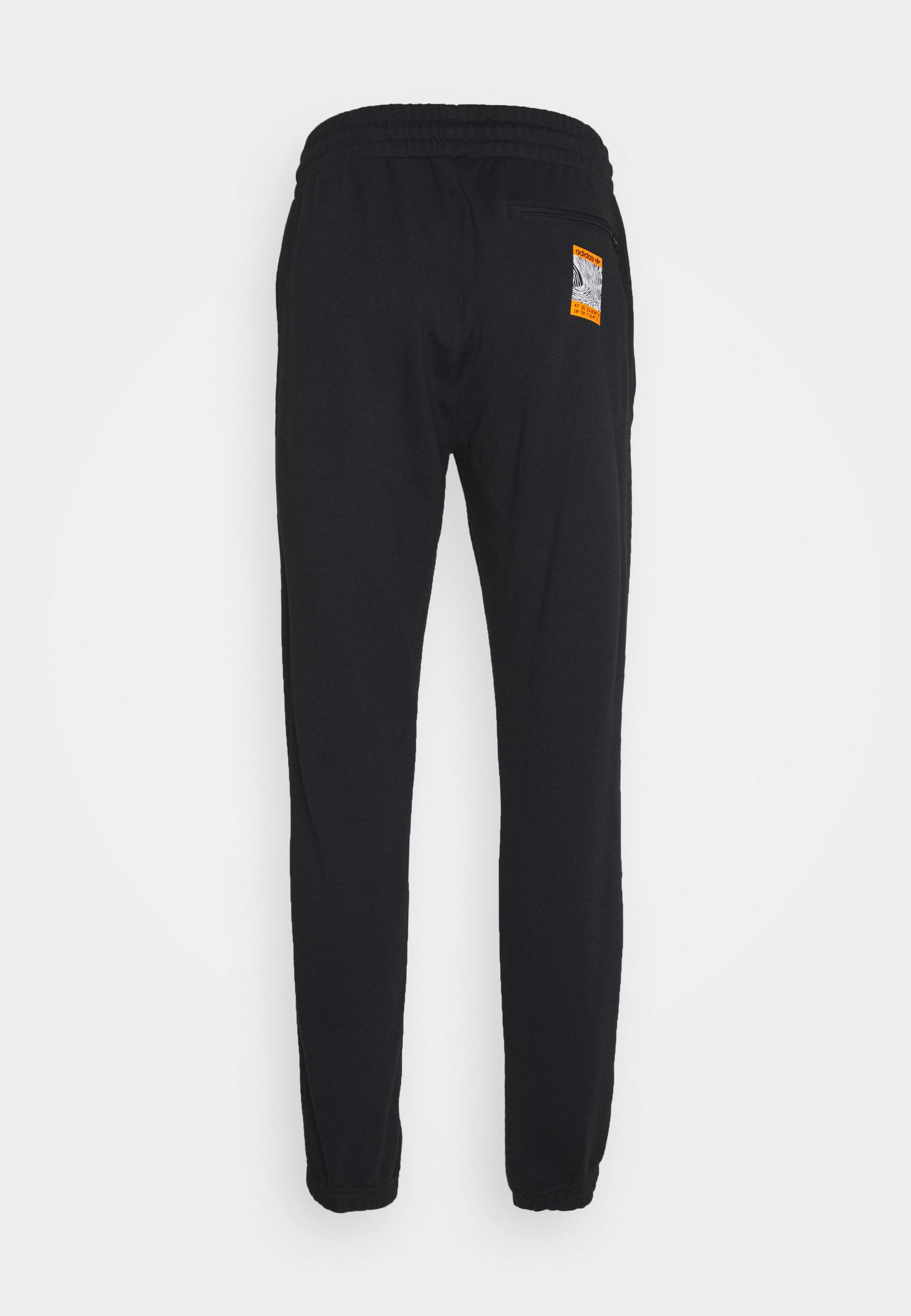 adidas Originals LOGO - Pantalon de survêtement - black