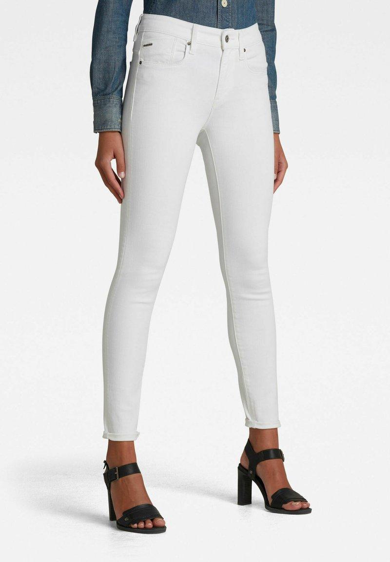 G-Star - LHANA  - Jeans Skinny Fit - white