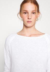 American Vintage - SONOMA - Long sleeved top - blanc - 4