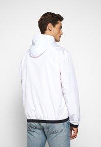 Polo Ralph Lauren - AMHERST FULL ZIP JACKET - Tunn jacka - pure white - 2