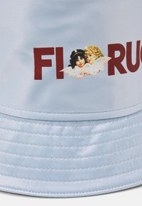 Fiorucci - LOGO ANGELS BUCKET HAT UNISEX - Hat - pale blue - 4