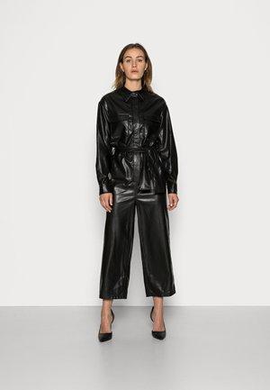 SLICK RICK BOILERSUIT - Jumpsuit - black