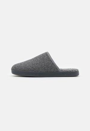 HARBOR - Slippers - grey