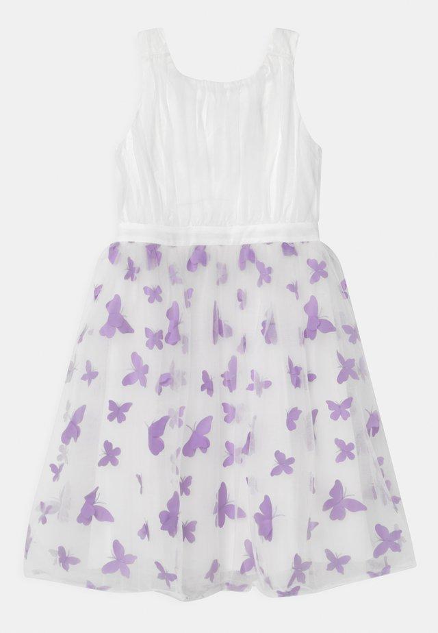 GIRLS DRESS - Cocktailjurk - white