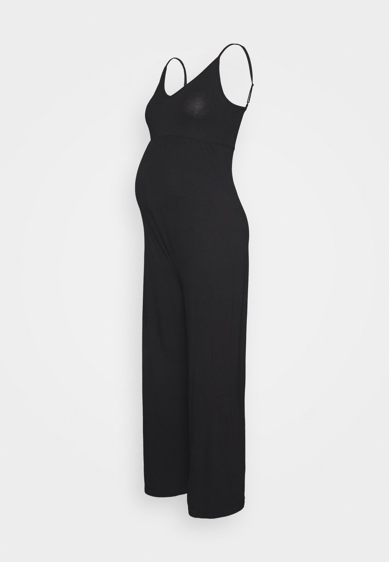 Anna Field MAMA - Jumpsuit - black