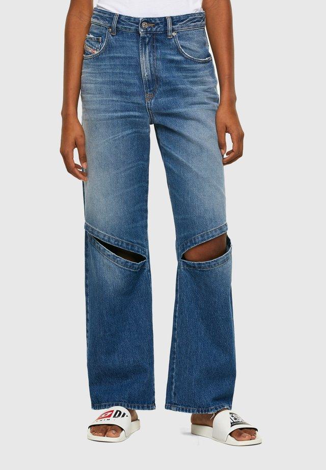 Jeans bootcut - medium blue