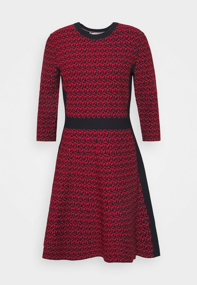Tommy Hilfiger - Jumper dress - primary red