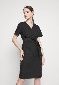 WEEKEND MaxMara - FELINO - Day dress - black - 0