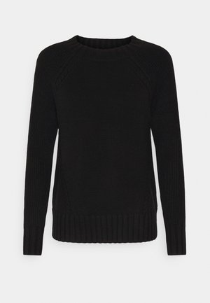 ONLSANDY  - Sweter - black