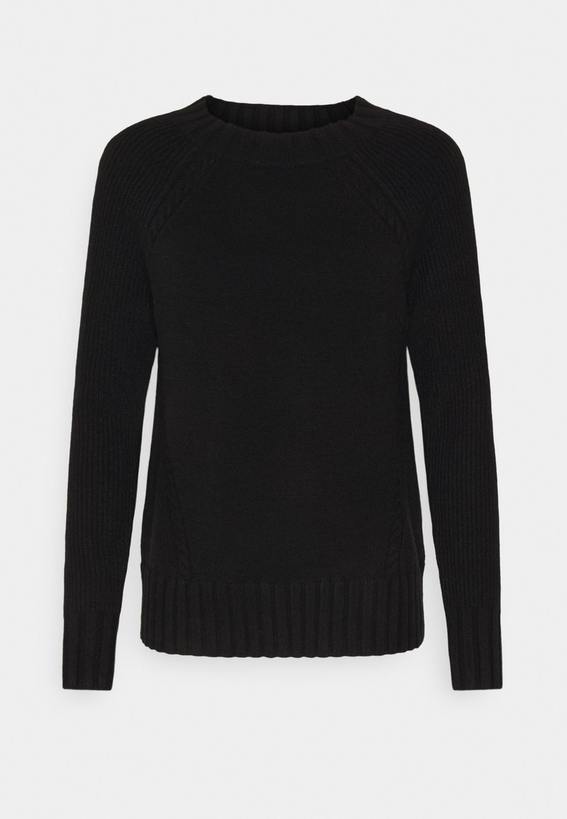 ONLY Tall - ONLSANDY  - Jumper - black
