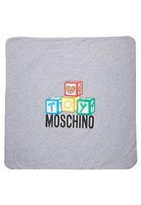 MOSCHINO - BLANKET - Tapis d'éveil - grey melange - 0