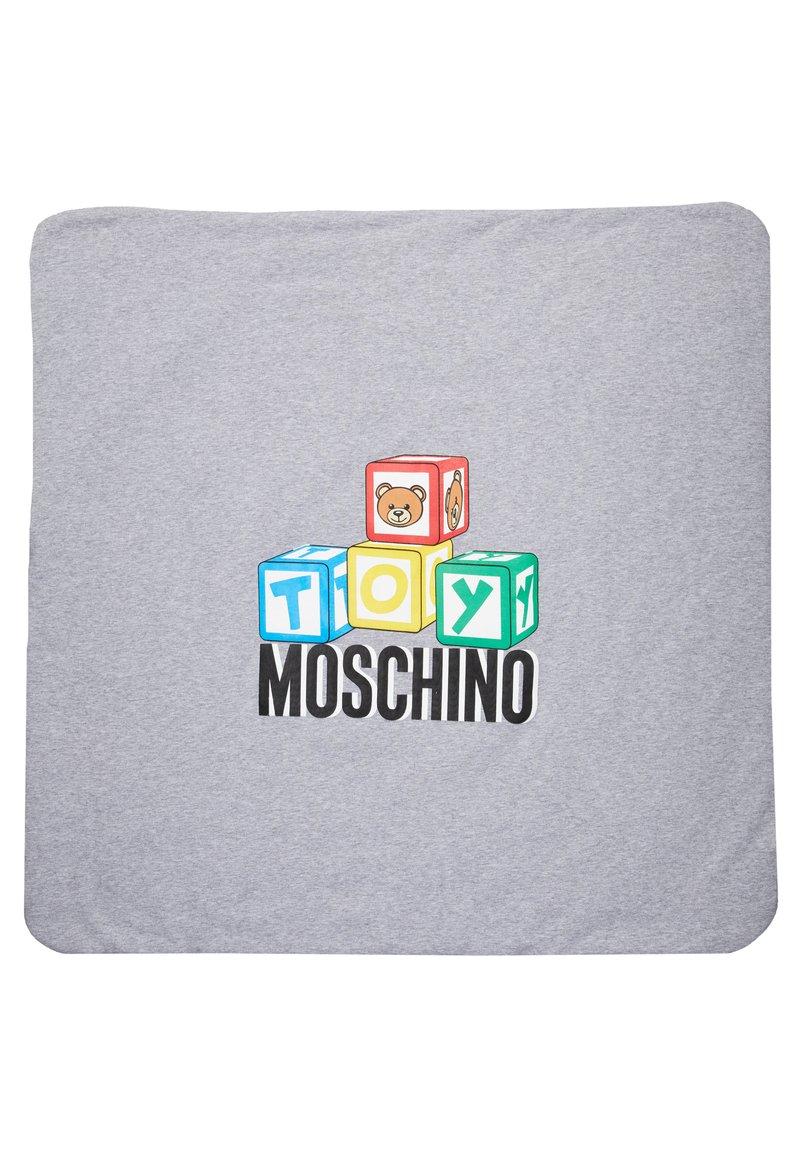 MOSCHINO - BLANKET - Tapis d'éveil - grey melange