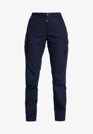 AUGUSTA - Pantalon cargo - dark blue