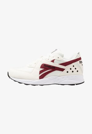 PYRO - Sneakers laag - chalk/burgundy/black