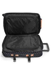 Eastpak - TRANVERZ S AMINIMAL - Wheeled suitcase - check bleach - 5