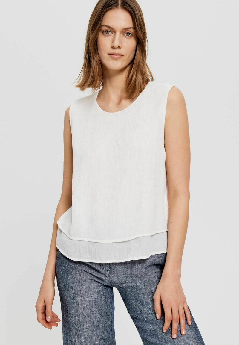 """Opus - """"FIPS"""" - Blouse - offwhite"""