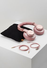 Fresh 'n Rebel - CLAM ANC WIRELESS OVER EAR HEADPHONES - Cuffie - dusty pink - 5