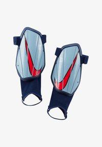Nike Performance - Shin pads - blaurot - 0