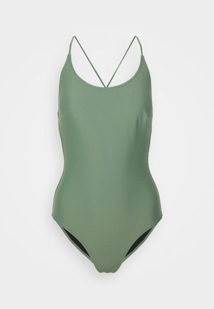 DANIELLE - Plavky - green