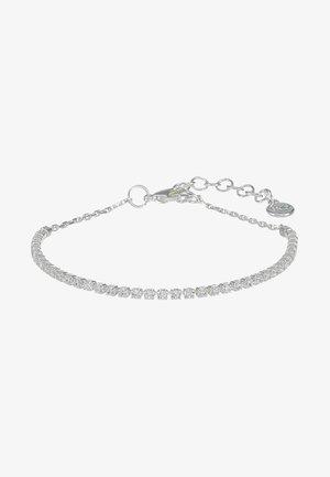 CLARISSA SMALL BRACE - Pulsera - silver-coloured/clear