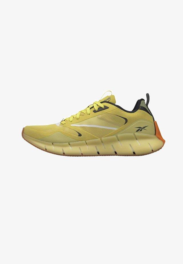 ZIG KINETICA HORIZON SHOES - Obuwie do biegania treningowe - yellow