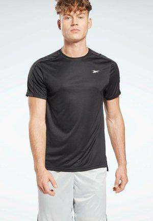 TECH WORKOUT READY SPEEDWICK REECYCLED - T-shirt sportiva - black