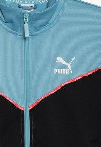 Puma - TRACK JACKET - Sportovní bunda - milky blue - 3