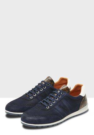 ANZANO - Trainers - dark blue