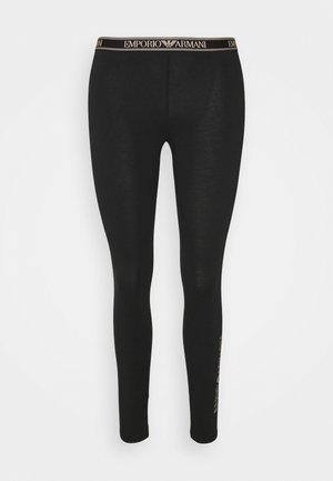 ICONIC LOGOBAND  - Pyjama bottoms - nero