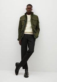 Mango - CADET - Outdoor jacket - khaki - 1