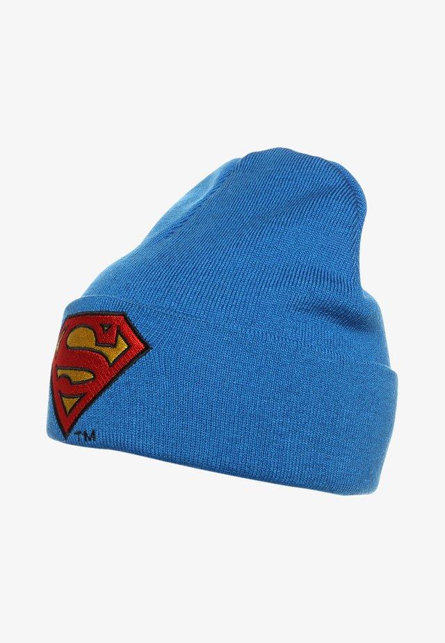 Beanie - azure blue