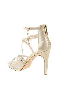 PRIMA MODA - TERZO - High heeled sandals - platinum - 3