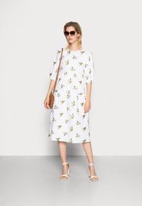 Ghost - ALETTA DRESS - Day dress - floral embroidery - 1