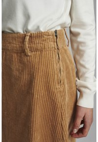 Nümph - NUMEGHAN CALA SKIRT - A-line skirt - tannin - 2