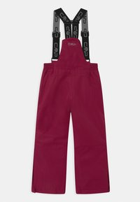 CMP - SALOPETTE UNISEX - Zimní kalhoty - magenta - 1