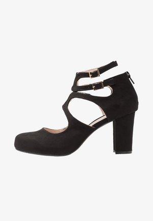 Zapatos de plataforma - black