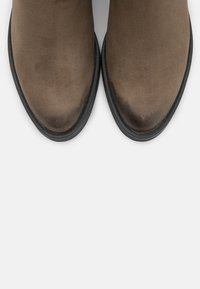 Tamaris - BOOTS - Cowboy/biker ankle boot - olive - 5
