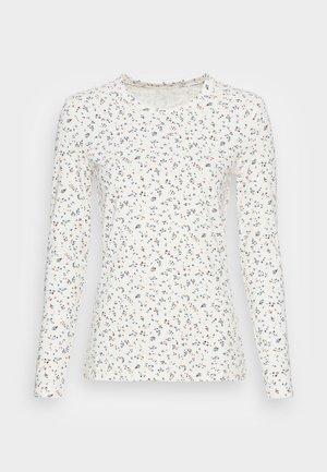 Pitkähihainen paita - off white