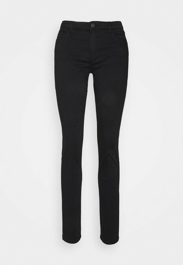 TOUCH - Skinny džíny - black