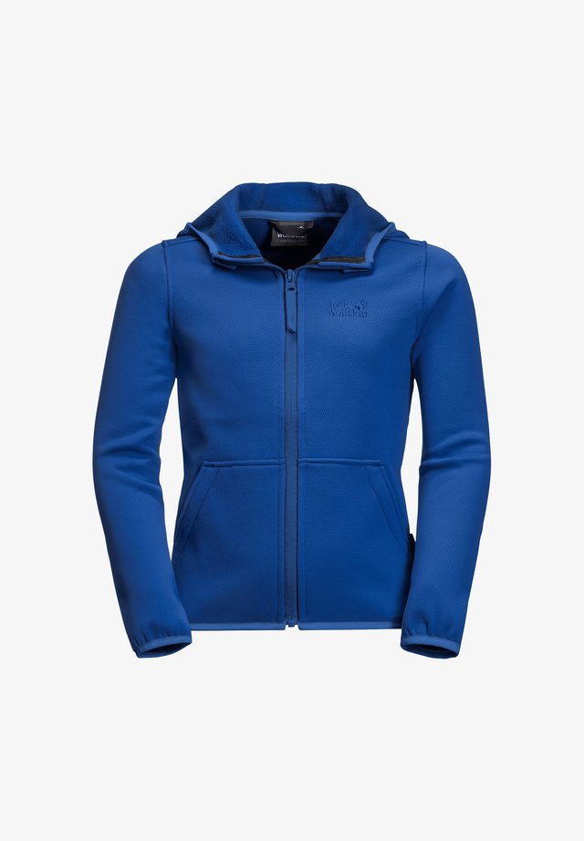 KIEWA  - Fleecejacke - coastal blue
