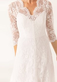 IVY & OAK BRIDAL - MIT ÄRMELN - Occasion wear - snow white - 4