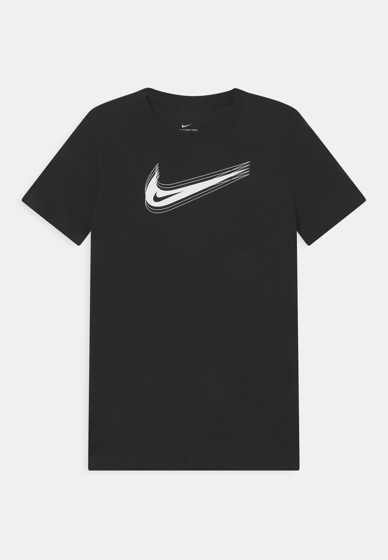 Nike Sportswear - UNISEX - T-shirts print - black/white