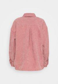Moves - SAVISA - Button-down blouse - rose dust - 1