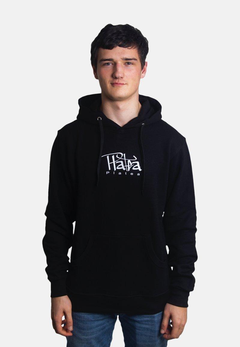 Platea - Hoodie - schwarz