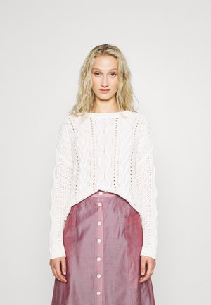 CABLE - Jumper - off white