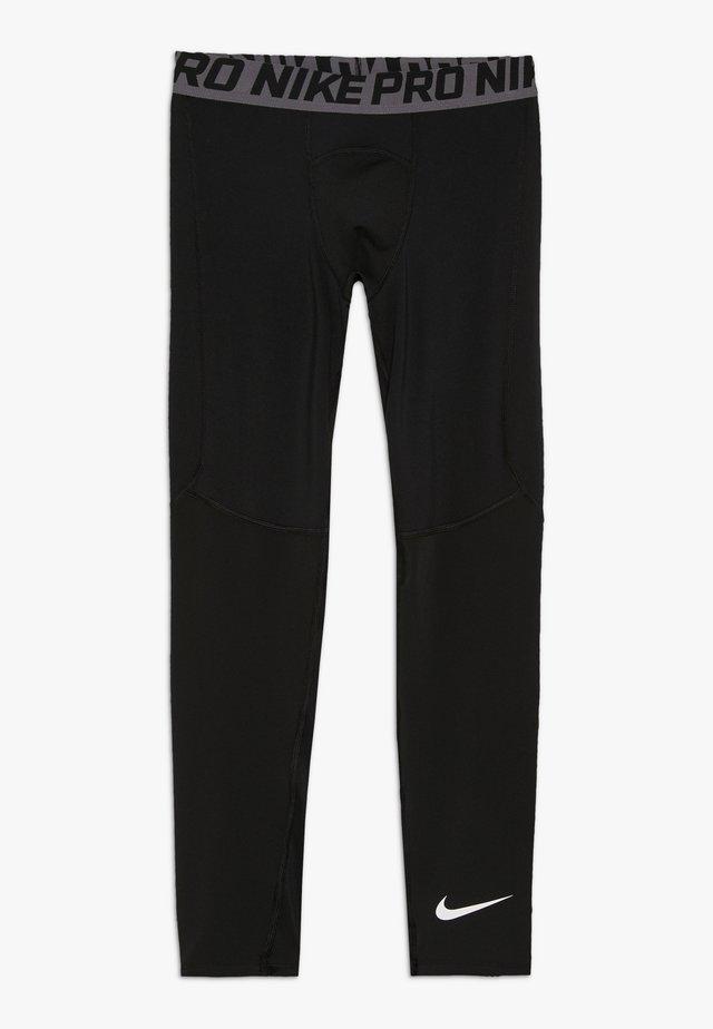 Pitkät alushousut - black/white